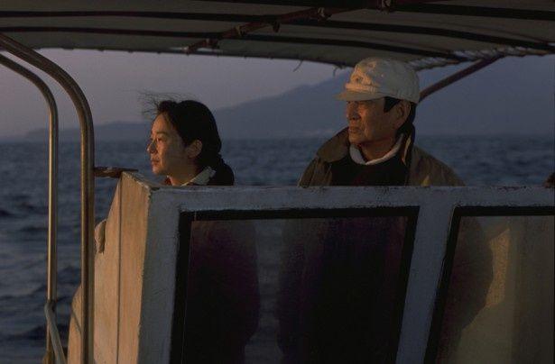 高倉健さんが出演した映画「ホタル」