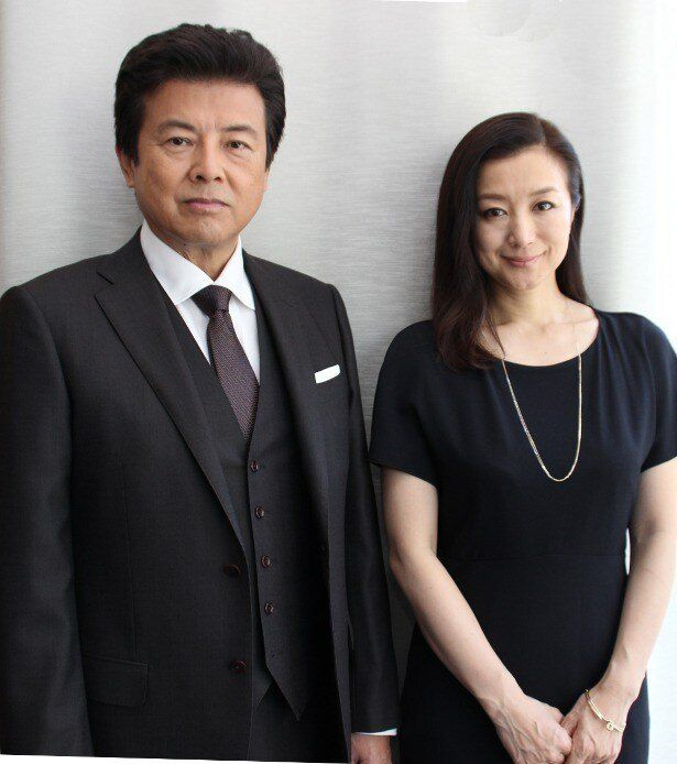 『救いたい』で共演した鈴木京香と三浦友和