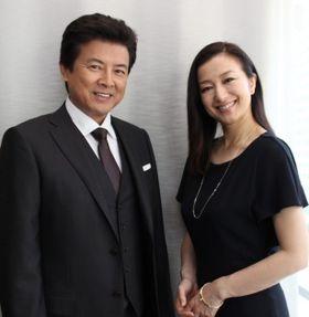 意外と長い!?鈴木京香と三浦友和がキスシーンの裏側を暴露