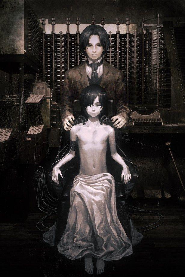 劇場アニメ化が発表された『屍者の帝国』のビジュアル第1弾