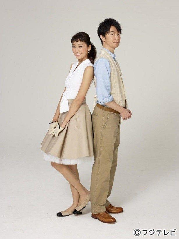 """'15年1月クールの""""月9""""は杏主演の「デート~恋とはどんなものかしら~」。長谷川博己と初共演を果たす"""