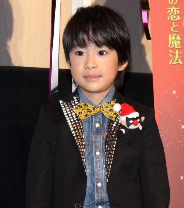 相葉雅紀の子ども時代を演じた二宮慶多、嵐で誰が好き?
