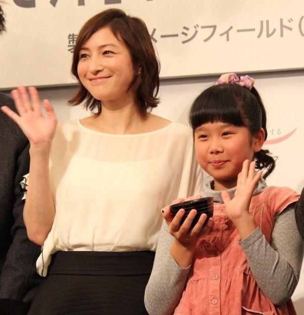 広末は、はなちゃんの母親・安武千恵さんに共感する点も多かったという