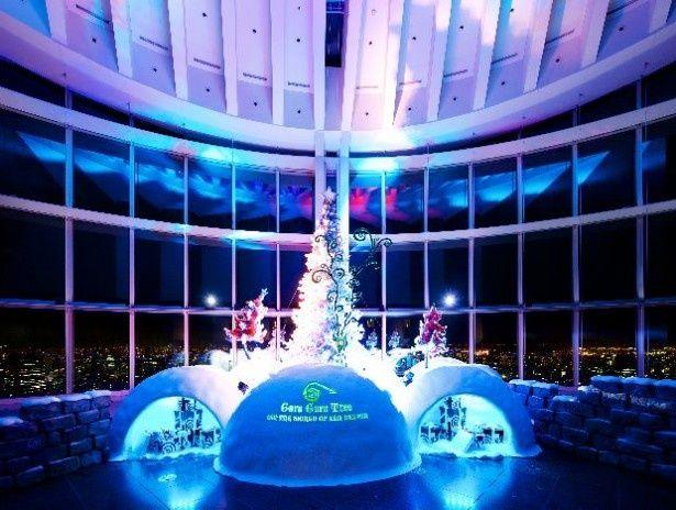 ティム・バートン監修のクリスマスツリー「Guru Guru Tree by THE WORLD OF TIMBURTON」が登場