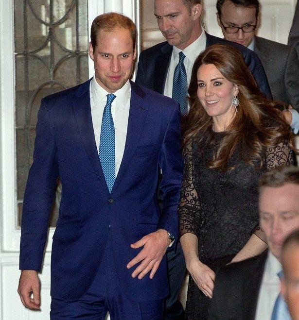 ウィリアム王子とキャサリン妃がニューヨーク入り!