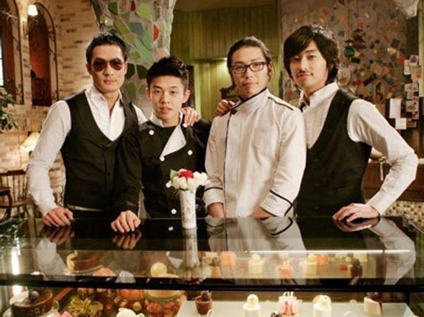 日本発のベストセラー・コミックを韓国の人気俳優共演で映画化