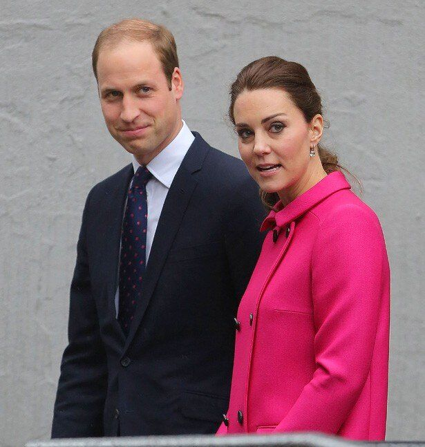 過密スケジュールでニューヨークを訪問したウィリアム王子とキャサリン妃