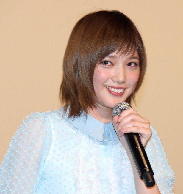 本田翼、咲坂伊緒からの手紙に感激!