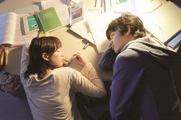本田翼&東出昌大ダブル主演の『アオハライド』が興収ランキング初登場1位となった