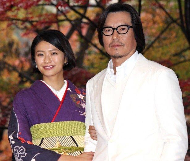 榮倉奈々、豊川悦司が足キスシーン感想を明かした