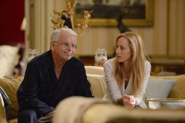 ケリー米国大統領と娘でジャックの元恋人のオードリーも登場