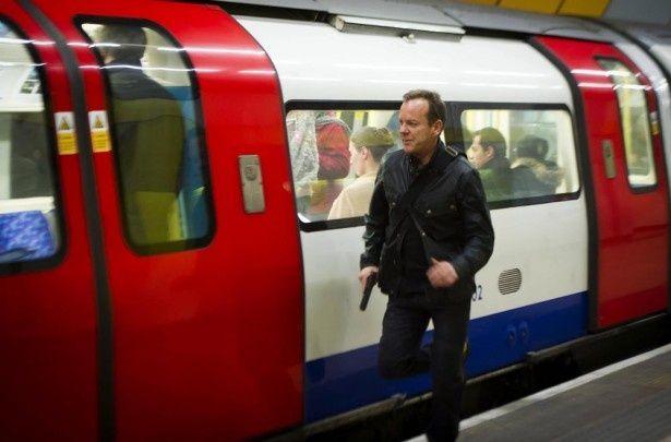 4年ぶりに帰ってきたジャック・バウアーがロンドンの街を駆け巡る!