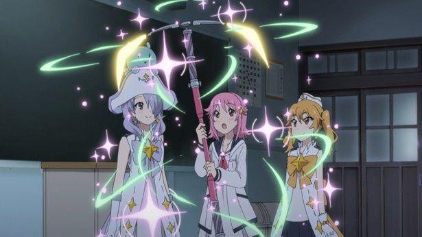 5人の少女たちが活躍する要注目アニメ「放課後のプレアデス」は2015年春より放送予定