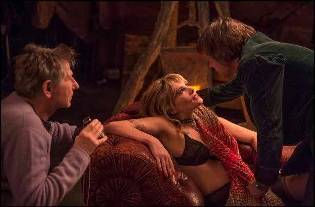 『毛皮のヴィーナス』でロマン・ポランスキーが妻で女優、エマニュエル・セニエを演出