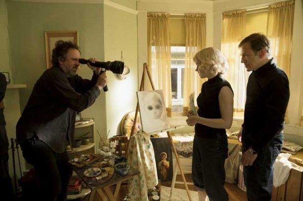 『エド・ウッド』以来20年ぶりに実在の人物の物語を映画化したティム・バートン監督