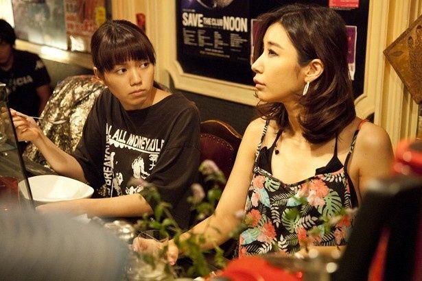 『味園ユニバース』は主演の渋谷すばる(関ジャニ∞)のほかに二階堂ふみ、鈴木紗理奈らが共演