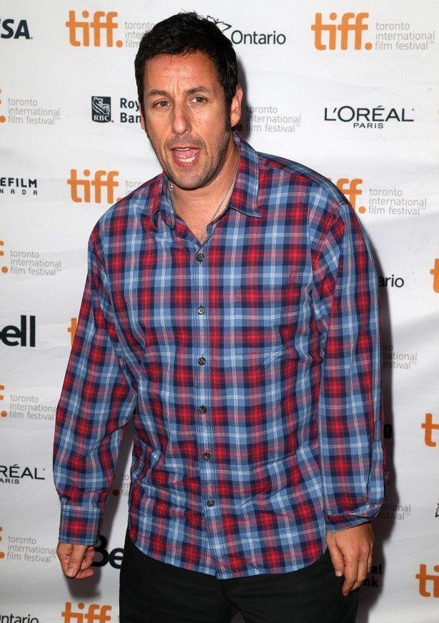 「2014年最もコスパが悪かった俳優」1位はアダム・サンドラー