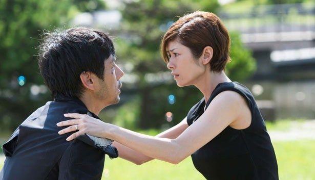 事件のカギを握っている女性役には真木よう子(『ゲノムハザード ある天才科学者の5日間』)