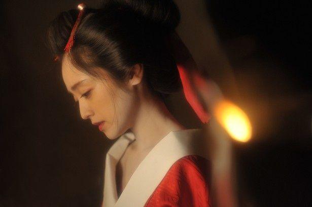 20年ぶりの主演映画『花宵道中』で初ヌードを披露した安達祐実