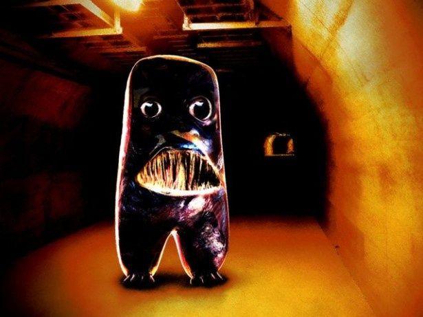 映画『青鬼』続編の新キャラとして発表されたフワッティーのイメージビジュアル