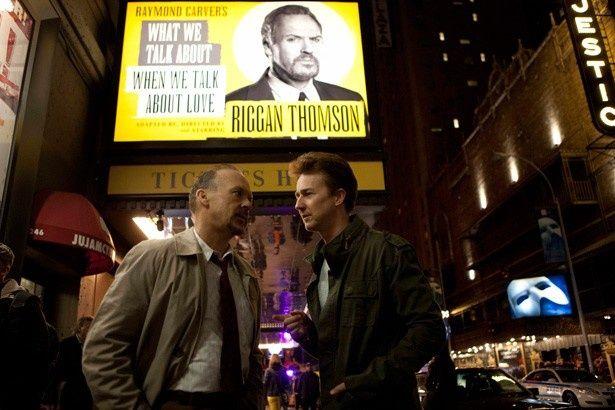 『バードマン あるいは(無知がもたらす予期せぬ奇跡)』は2015年4月公開