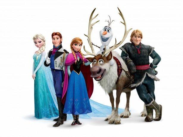 公開から1年がたってもアナ雪はアメリカでも大人気!
