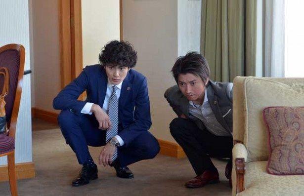 藤原竜也と岡田将生の凸凹コンビぶりが評判を呼んだ『映画ST赤と白の捜査ファイル』(1月10日公開)