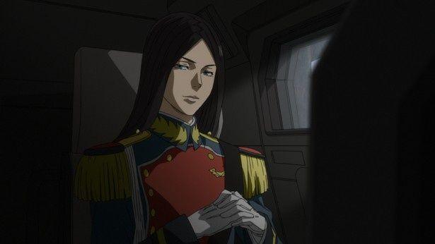 常守はSEAUnの憲兵隊大佐・ニコラス・ウォン(神谷浩史)と行動を共にするが…