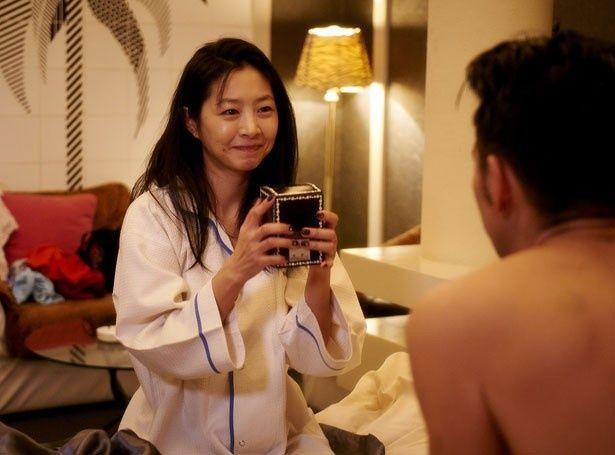 デリヘル嬢役で全裸にも挑戦したイ・ウンウ