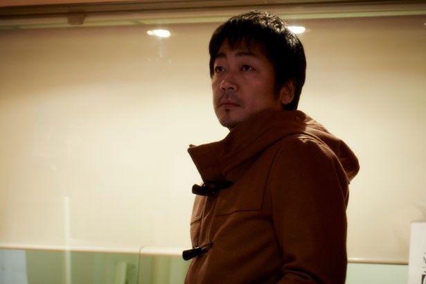 沙耶(前田敦子)はレコード会社の竹中(大森南朋)にマクラ営業!?