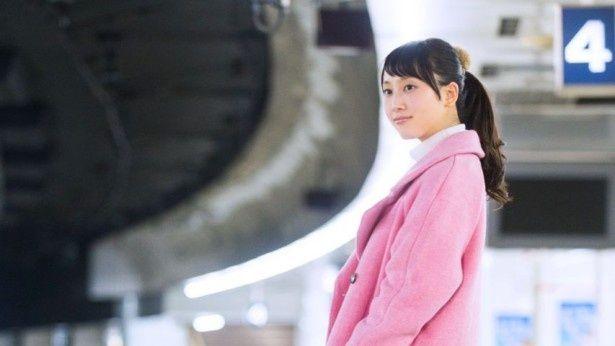 「名古屋行き最終列車」第3弾に出演する松井玲奈