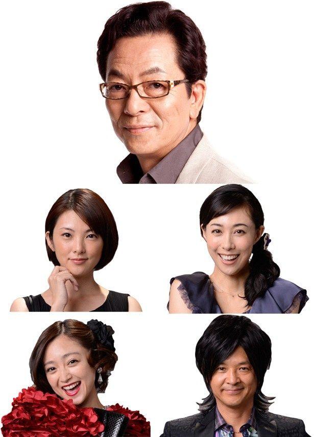 主演・水谷豊、田中麗奈、吹石一恵、安達祐実、緒形直人