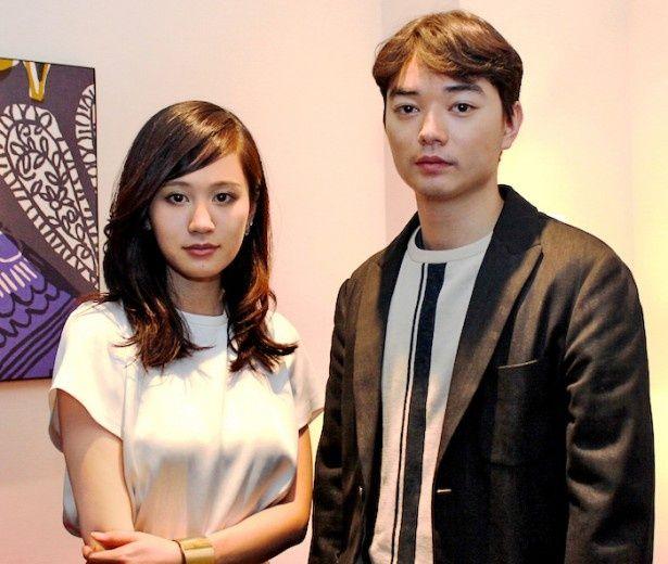 【写真を見る】染谷将太&前田敦子、歌舞伎町・ラブホテルでの撮影秘話を明かす!