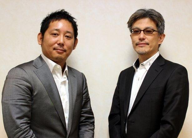 『ジョーカー・ゲーム』の入江悠監督と原作者の柳広司にインタビュー