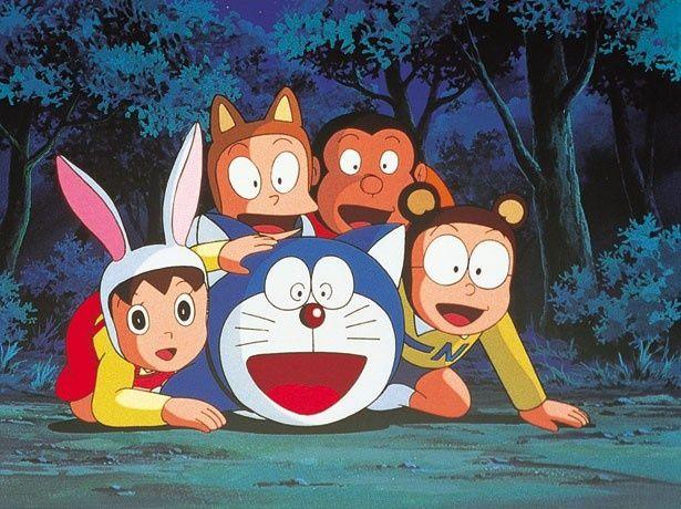 『映画ドラえもん のび太とアニマル惑星』(90)など、全35作品を上映!