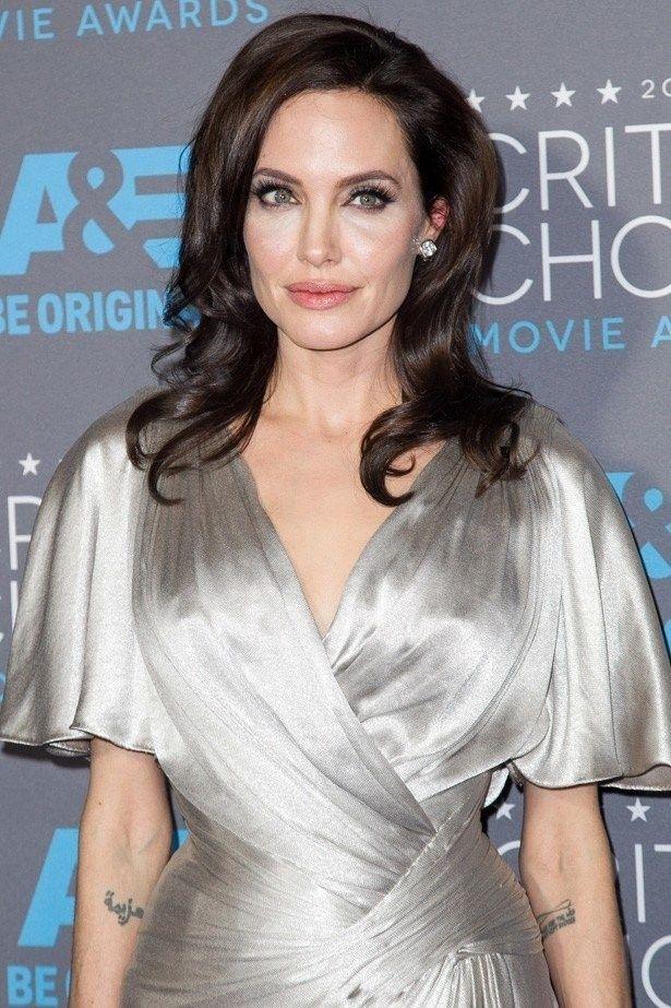 「世界で最も尊敬される女性」1位に選ばれたアンジェリーナ・ジョリー