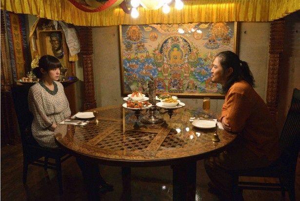 貫地谷しほり主演「女くどき飯」の第2話が2月3日(火)深夜1:11よりTBSにて放送