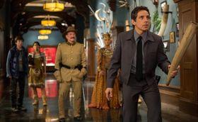 『ナイト ミュージアム』でB・スティラーが1人2役