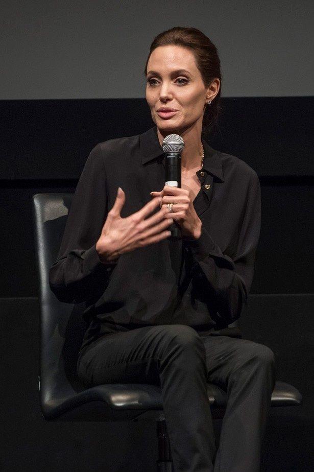 マーベル初の女性スーパーヒーロー映画の監督候補にあがっているというアンジー