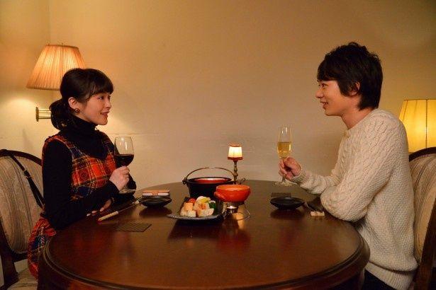 貫地谷しほり主演「女くどき飯」の第3話が2月10日(火)深夜1:11よりTBSにて放送