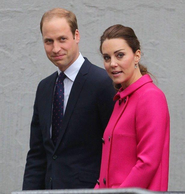カリブ海旅行をしていたウィリアム王子とキャサリン妃とジョージ王子