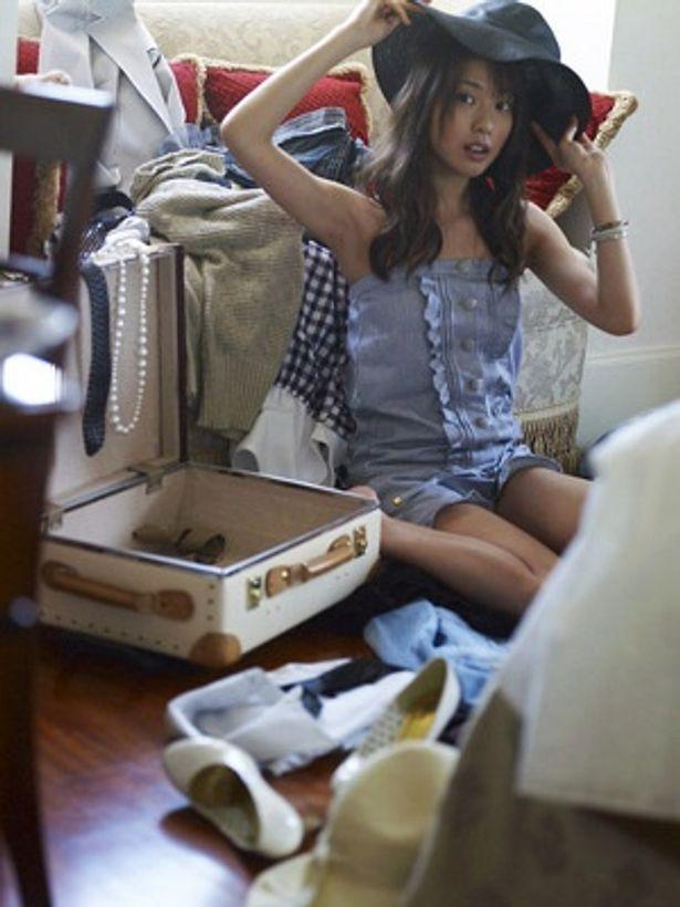 女優だけでなくファッション・リーダーとしても活躍する戸田恵梨香