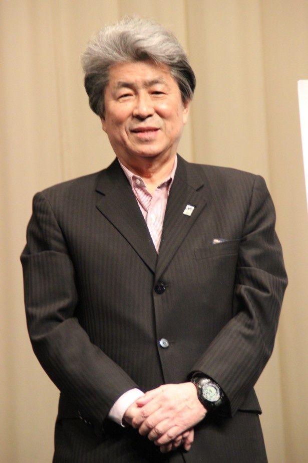 『アメリカン・スナイパー』のイベントに登壇した鳥越俊太郎
