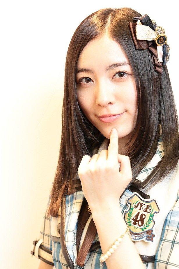 「次世代メンバーを支えることが自分の役目」と話す松井珠理奈はSKE48の将来を見据える