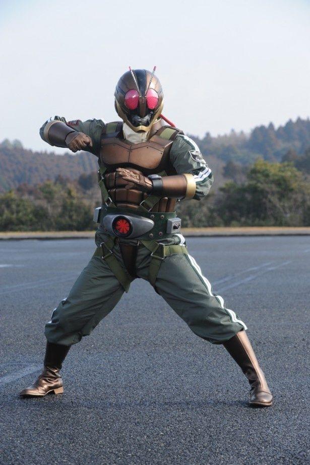 3月28日(土)からdビデオで「仮面ライダー4号」が配信されることが決定
