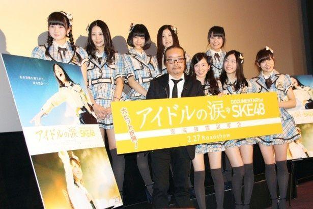 SKE48と石原真監督