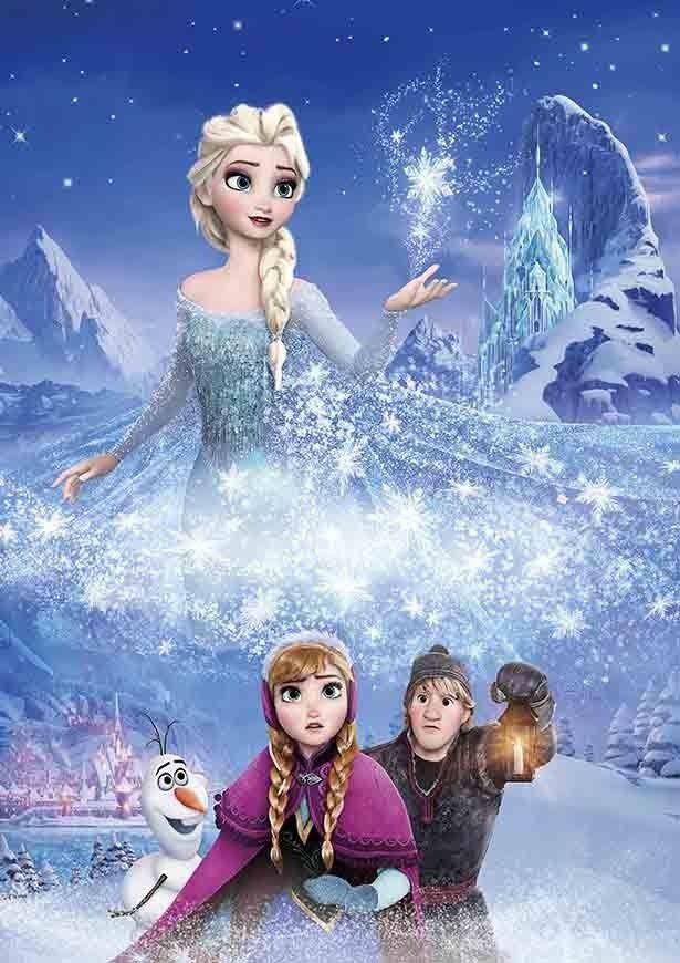 『アナと雪の女王』は言わずと知れた2014年の大ヒット作品
