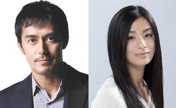 主要キャストは岡田准一、阿部寛、尾野真千子