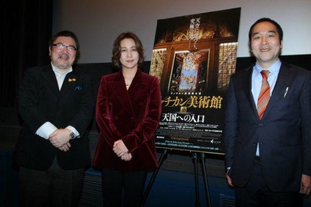 『ヴァチカン美術館4K3D』の魅力をヴァチカン通が語る!