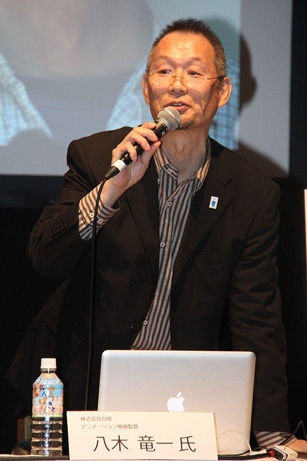 『STAND BY ME ドラえもん』の制作秘話を語る八木竜一監督
